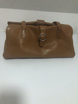 Alexander McQueen Handbag light brown leather