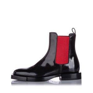 Alexander McQueen Hybrid Chelsea Leather Boot
