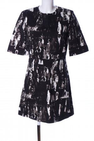 Alexander McQueen Denim Dress allover print elegant