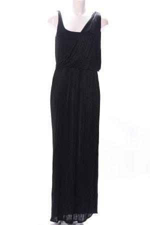 Alexander McQueen Maxi Dress black casual look