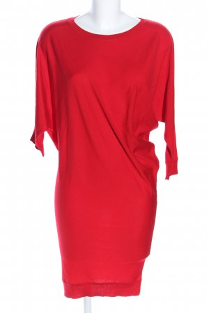 Alexander McQueen Midi Dress red business style