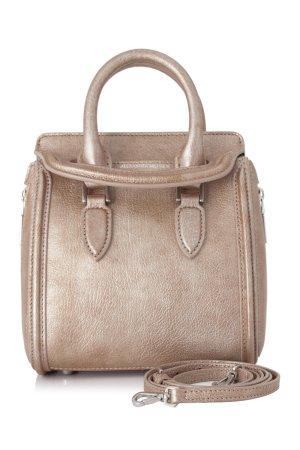 Alexander McQueen Satchel beige leather