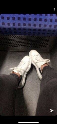 Alexander McQueen Plateau Sneaker