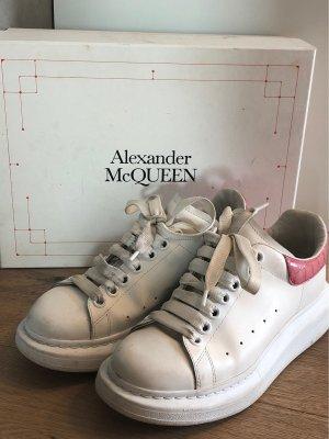Alexander McQueen schuhe rosa