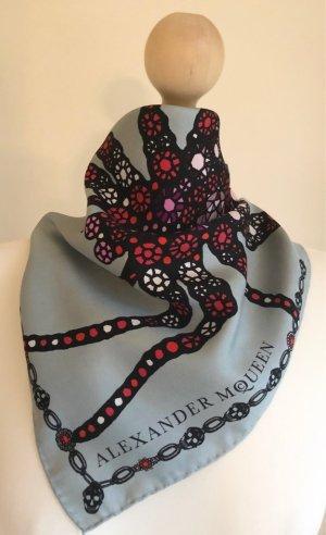 Alexander McQueen Zijden doek veelkleurig Zijde