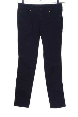 Alexander McQueen Skinny Jeans black business style