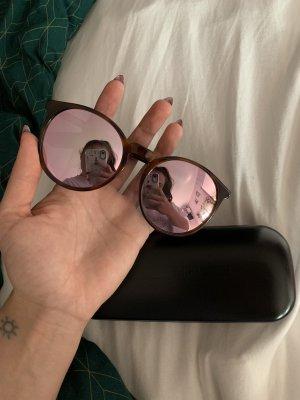 Alexander McQueen Sonnenbrille verspiegelt vintage