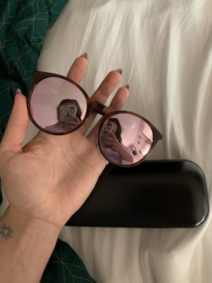 Alexander McQueen Glasses multicolored