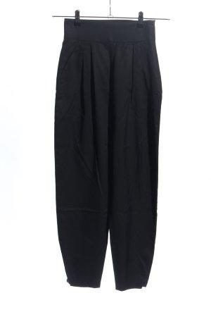 Alexander McQueen Jersey Pants black casual look