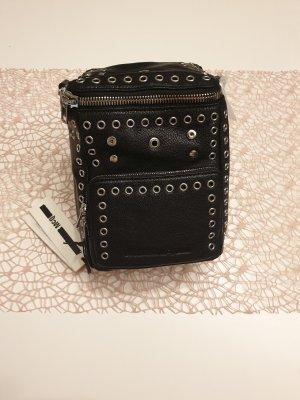 Alexander McQueen Backpack Trolley black