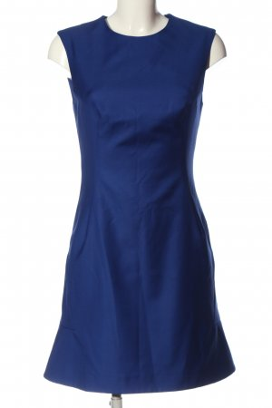 Alexander McQueen Pinafore dress blue casual look