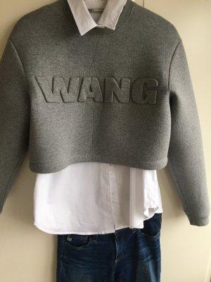 Alexander Wang bei H&M Sweatshirt Grau S