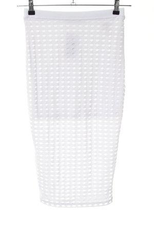 Alexander Wang Pencil Skirt white elegant