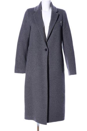 Alexander Wang Floor-Lenght Coat light grey flecked business style
