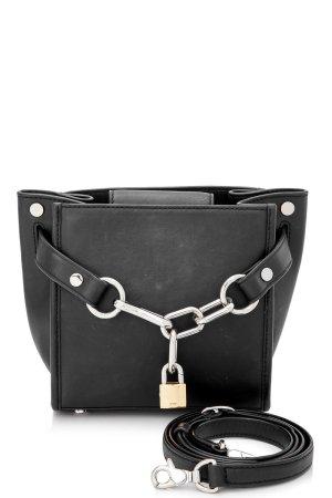 Alexander Wang Calf Leather Attica Chain Crossbody Bag
