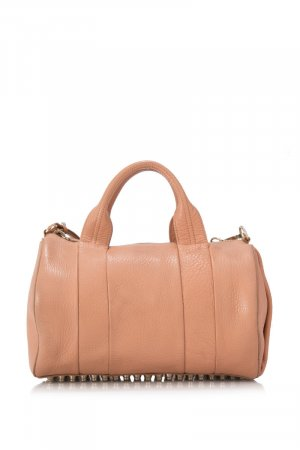 Alexander Wang Calf Leather Rockie Boston Bag