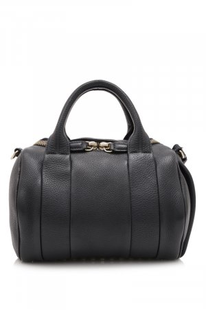 Alexander Wang Calf Leather Rockie Boston Bag