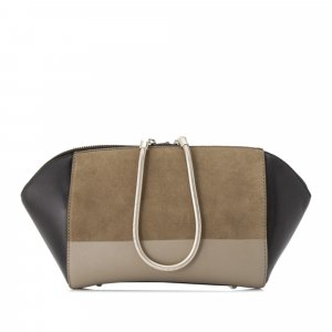 Alexander Wang Chastity Suede Clutch Bag