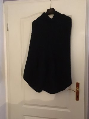 Alexander Wang Knitted Poncho black