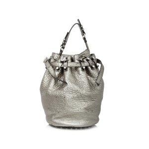 Alexander Wang Diego Leather Bucket Bag