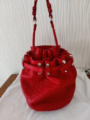 Alexander Wang Handbag red leather