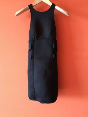 Alexander Wang for H&M Cut Out Dress black spandex