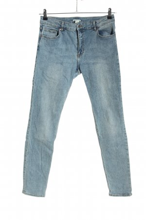 Alexander Wang for H&M Röhrenjeans blau Casual-Look