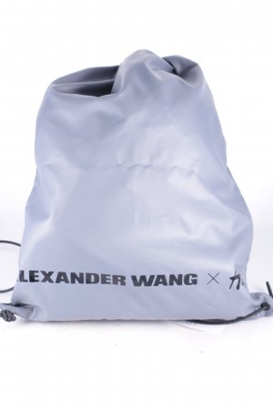 Alexander Wang for H&M Laptop Backpack grey athletic style