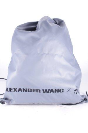 Alexander Wang for H&M Notebookrucksack grau sportlicher Stil