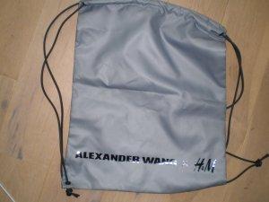 Alexander Wang for H&M Borsellino grigio chiaro Poliammide