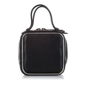 Alexander Wang Halo Square Leather Handbag