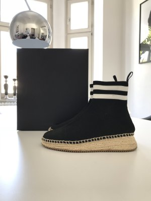 Alexander Wang High Top Sneaker black synthetic