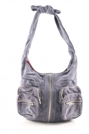 Alexander Wang Hobo blau Casual-Look