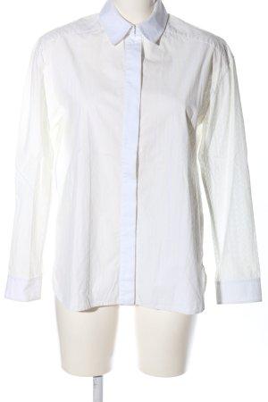 Alexander Wang Chemise à manches longues blanc style d'affaires