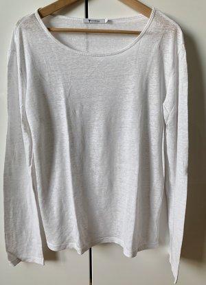 Alexander Wang Long Shirt white