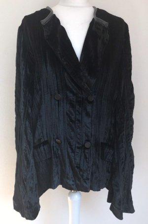 Alexander Wang Long Blazer black silk