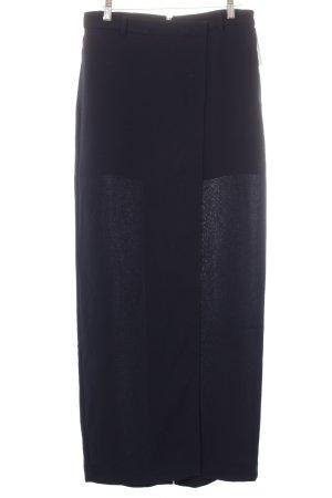 Alexander Wang Maxi Skirt dark blue street-fashion look