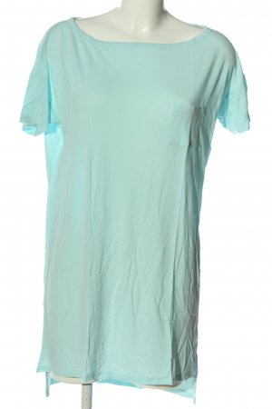 Alexander Wang Oversized Shirt turquoise casual look