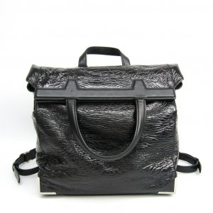 Alexander Wang Backpack black imitation leather