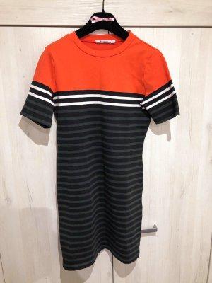 Alexander Wang Abito felpa arancione-grigio scuro Cotone