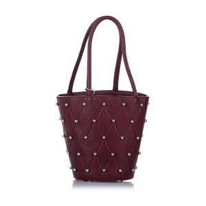 Alexander Wang Roxy Studded Leather Bucket Bag