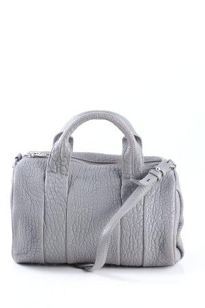 Alexander Wang Borsa a tracolla grigio chiaro stile casual