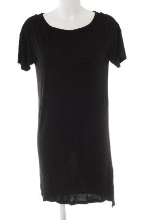 Alexander Wang T-shirt jurk zwart casual uitstraling