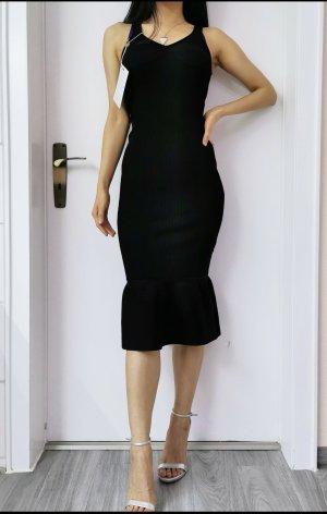 Alexander Wang Midi-jurk zwart