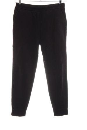 Alexander Wang Pantalon de jogging noir style décontracté