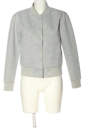 Alexander Wang Giacca fitness grigio chiaro puntinato stile casual
