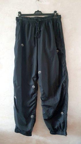 Adidas originals by Alexander Wang pantalonera blanco-negro