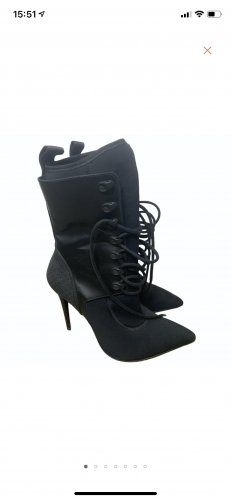 Alexander Wang for H&M High Heel Boots black