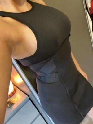 Alexander Wang for H&M Mini vestido negro