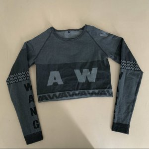 Alexander Wang for H&M Long Shirt grey
